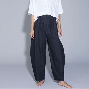 Ilana Kohn Abe Pants Lightweight Denim Small